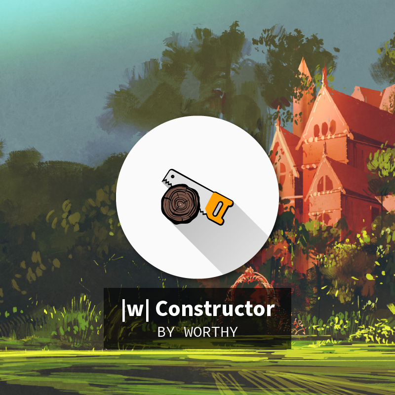 |w| Constructor
