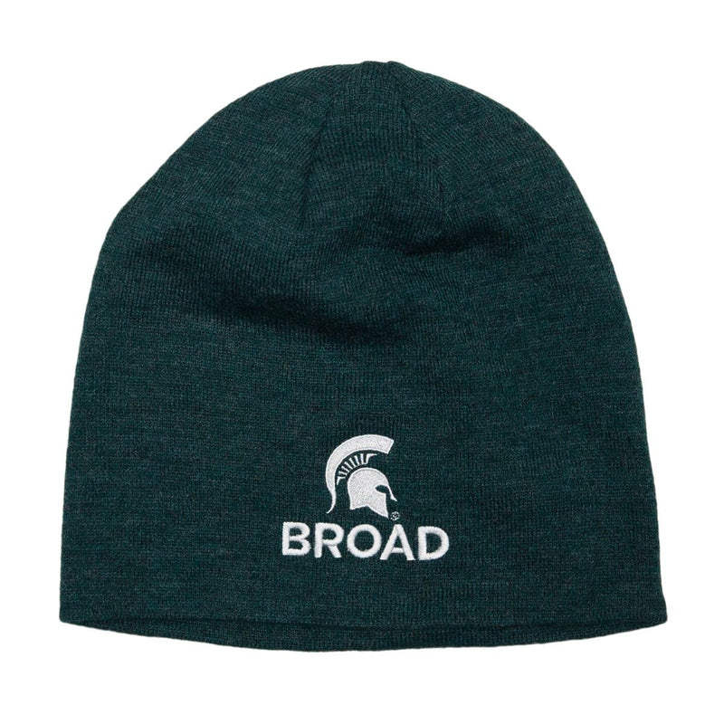 Broad College of Business Slouch Beanie - shop.msu.edu