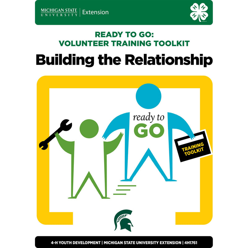 Ready to Go Unit 1: Building the Relationships - shop.msu.edu