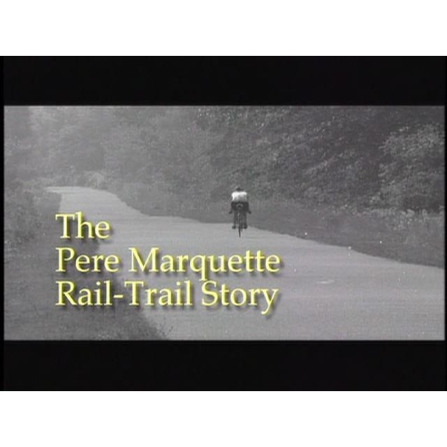 The Life of a Rail-Trail: The Pere Marquette Rail-Trail Story DVD - shop.msu.edu