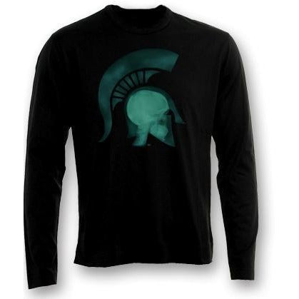 College of Human Medicine MD Sparty Long Sleeve Shirt - shop.msu.edu