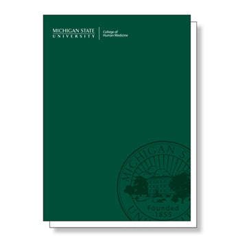 College of Human Medicine Clinical Skills MD Sparty Note Cards - shop.msu.edu