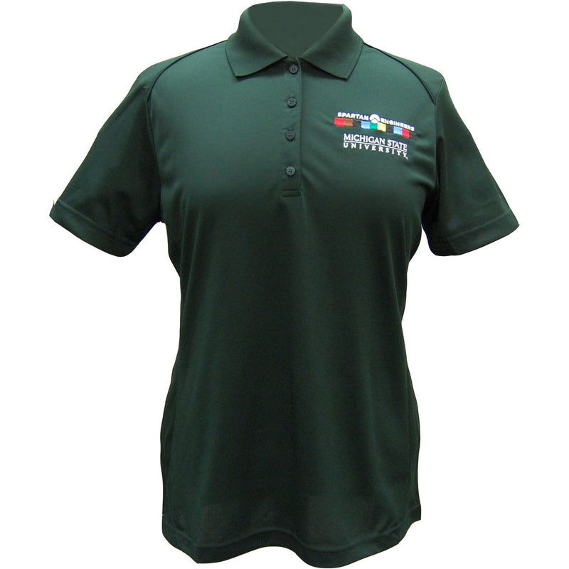College of Engineering Women's Polo Shirt - shop.msu.edu