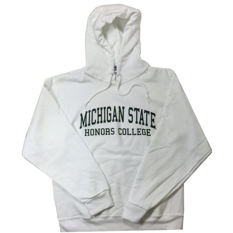 Honors College Hooded Sweatshirt - White