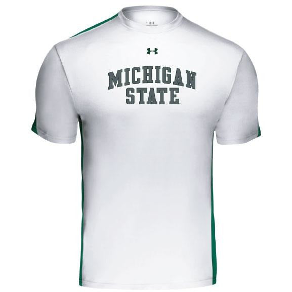 Under Armour Team Zone Tee - shop.msu.edu