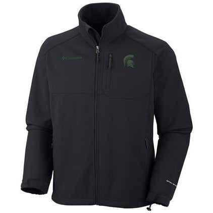 Columbia Ascender II Softshell Full Zip Jacket - shop.msu.edu