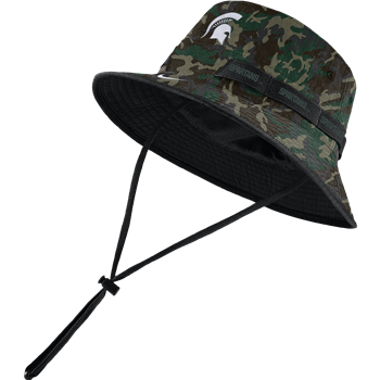 Nike Camo Bucket Hat - shop.msu.edu