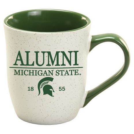 MSU Alumni Ceramic Mug - shop.msu.edu