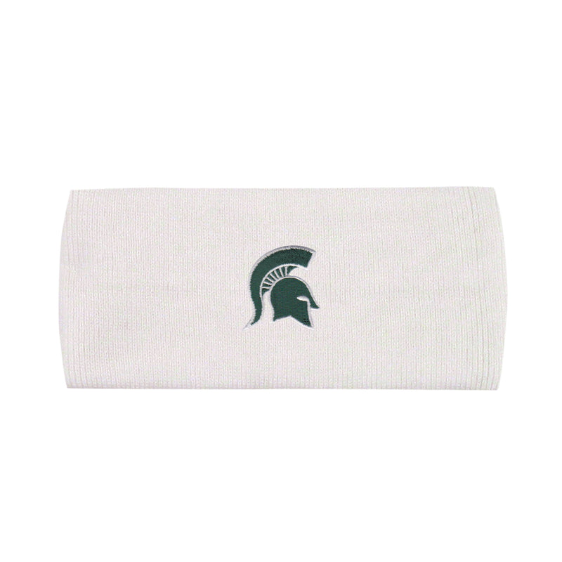 Spartan Helmet Deep Freeze Headband - Gray - shop.msu.edu