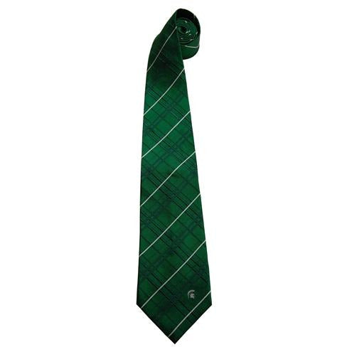 Michigan State Oxford Tie - shop.msu.edu
