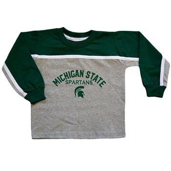 Michigan State Spartans Toddler/Youth Long Sleeve T-shirt - shop.msu.edu