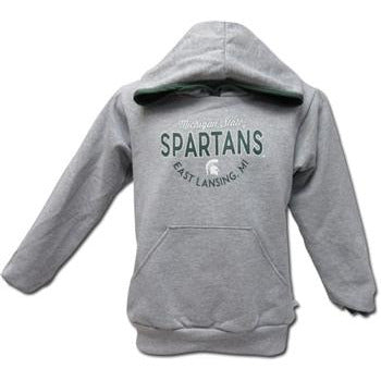 Michigan State Spartans Youth Pullover Hoody - shop.msu.edu
