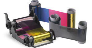 Card Printer Ribbons & Accessories