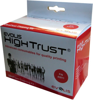 Evolis A5011 Cleaning kit - Complete Cleaning Kit