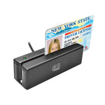 Magnetic stripe Card encoding