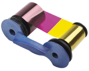 Entrust Datacard YMCKT Color ribbon 500 prints 534000-003