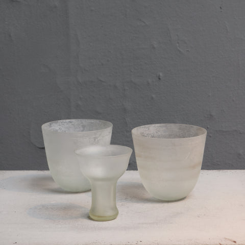 Beautiful Mouth-blown Glassware