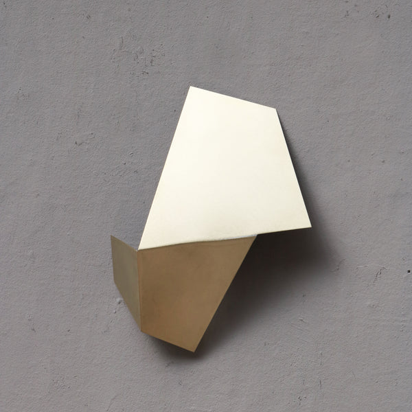 Brass Sculpture by Josefine Winding