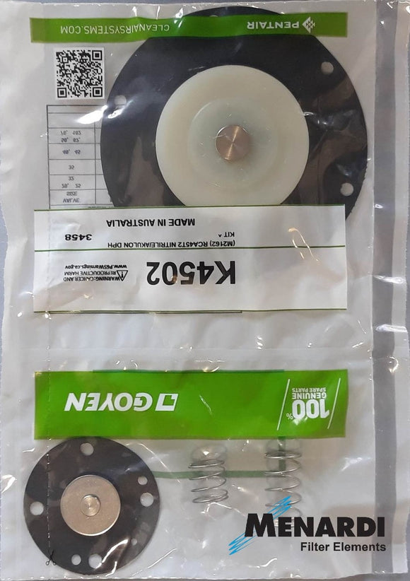 K4502 Goyen Diaphragm Replacement Kit