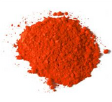 Orange Leak Detection Powder