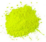 Yellow Leak Detection Powder