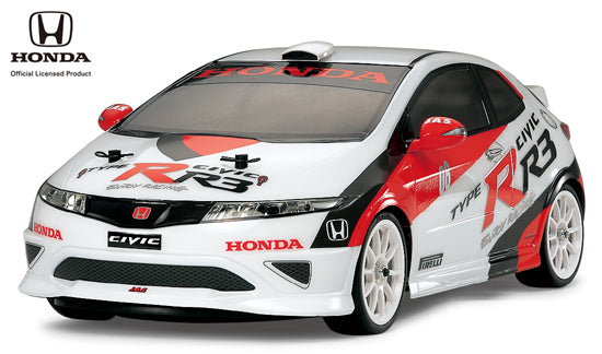Tamiya FF03 1/10 Honda Civic TypeR Car Kit free decals AU Stock Free AU Delivery