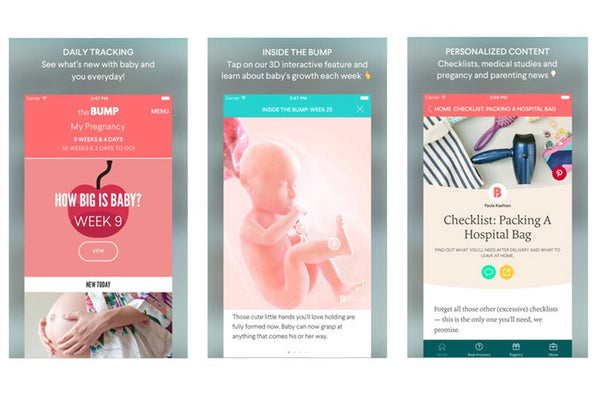 5 Must Have Pregnancy Apps