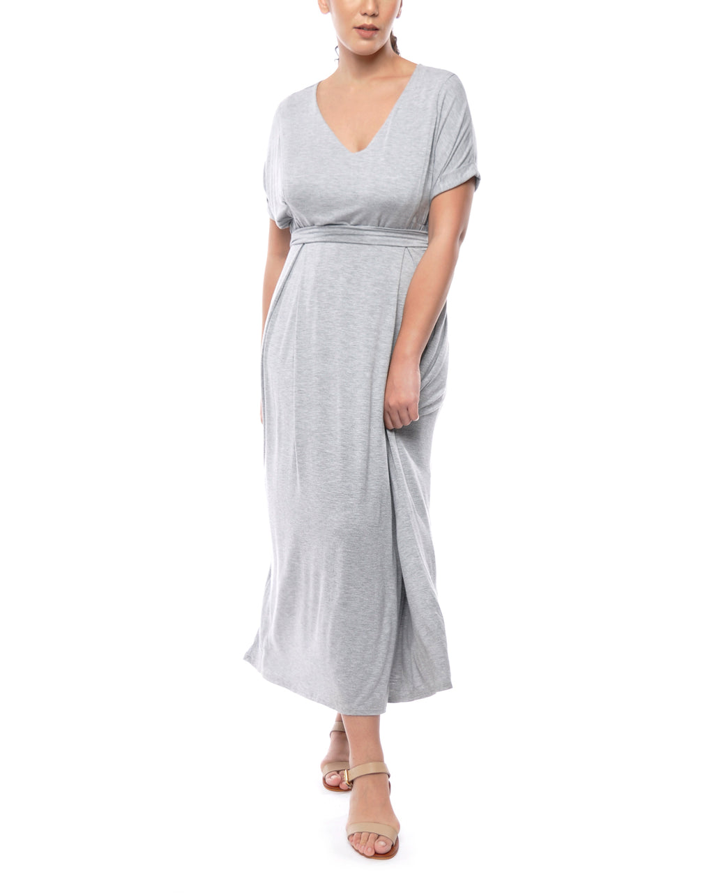 Malva Nursing Dress