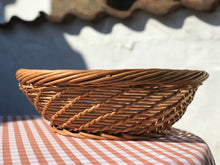 Load image into Gallery viewer, Large Wicker Basket