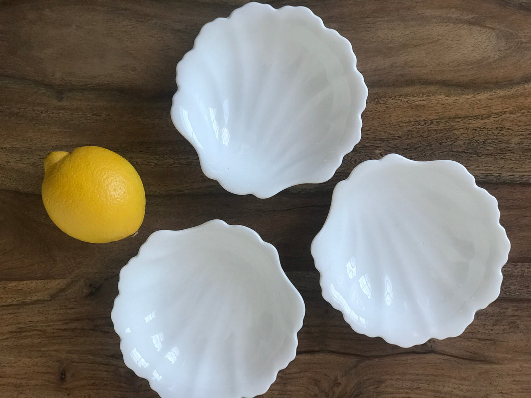 Vintage Shell Dishes