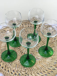 Cocktail Glasses - set of 5