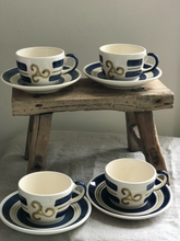 Load image into Gallery viewer, French Breton Coffee Cups