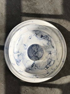 Ceramic Marbled Dome