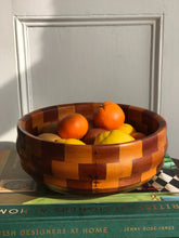 Load image into Gallery viewer, Deep Chequered bowl