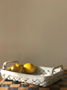 Italian Ceramic Basket