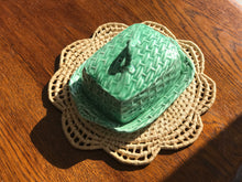 Load image into Gallery viewer, Basketweave Butter Dish