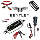 CTEK MXS 10 Bentley Pack With Male 2 Pin Plug