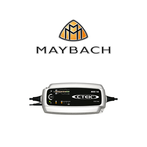 Ctek MXS 10 Maybach Pack