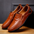 Enzo Rossi Leather Loafers