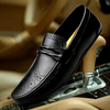 Lorenzo Perfonte Leather Loafers