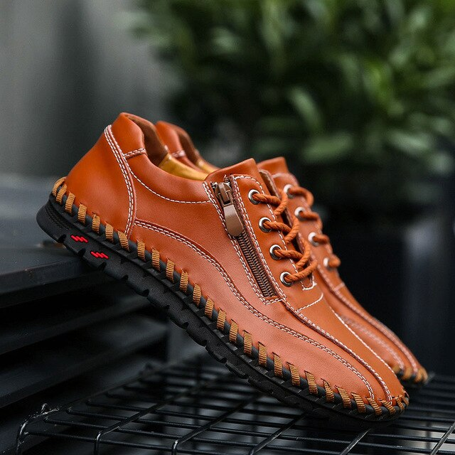Eagle Executive Genuine Leather Shoes