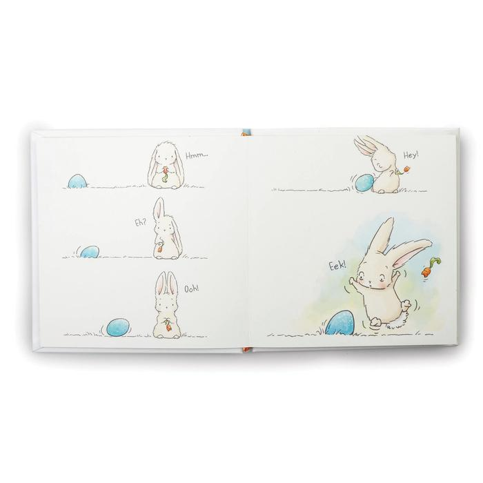 Nibble's Big Surprise Board Book