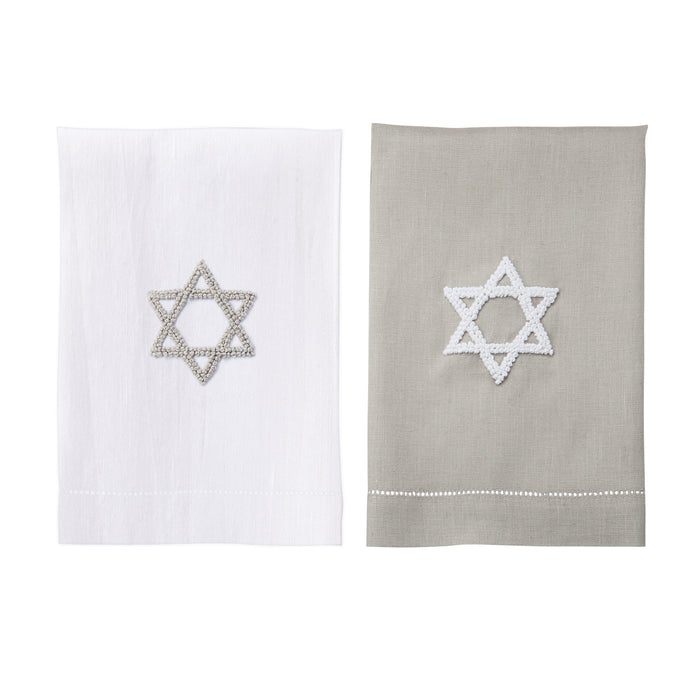 Star of David Guest Towel