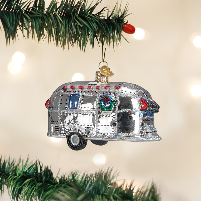 Vintage Trailer Ornament