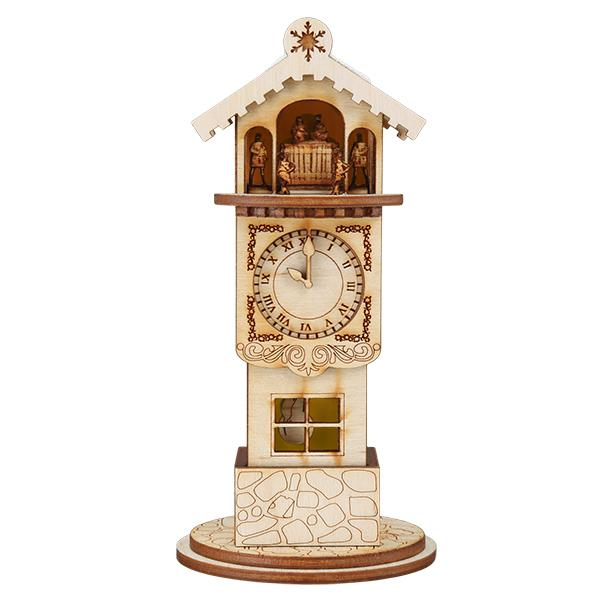 Ginger Cottage Clock Tower