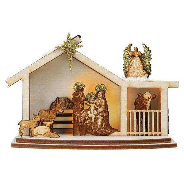Ginger Nativity