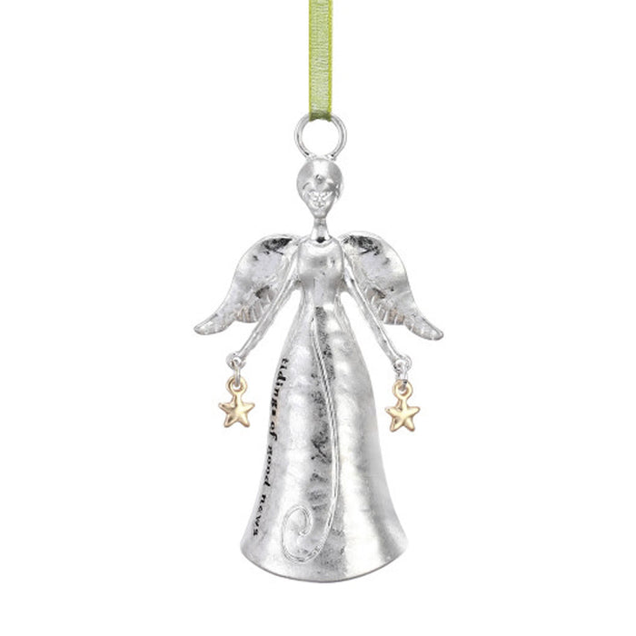Meaning of Christmas Angel Ornament