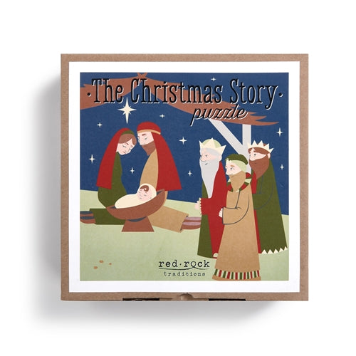 Learn the Christmas Story Puzzle