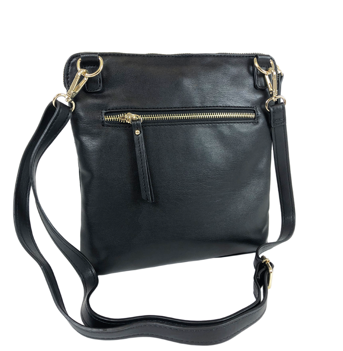 Litt Crossbody Bag-Black