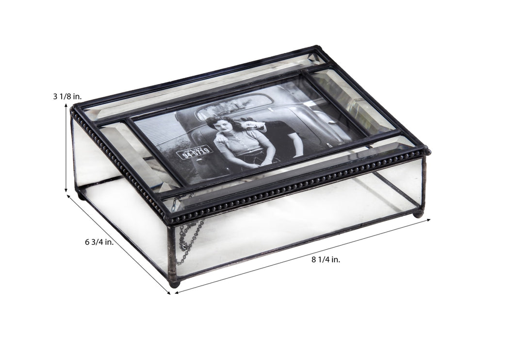 Clear Photo Box